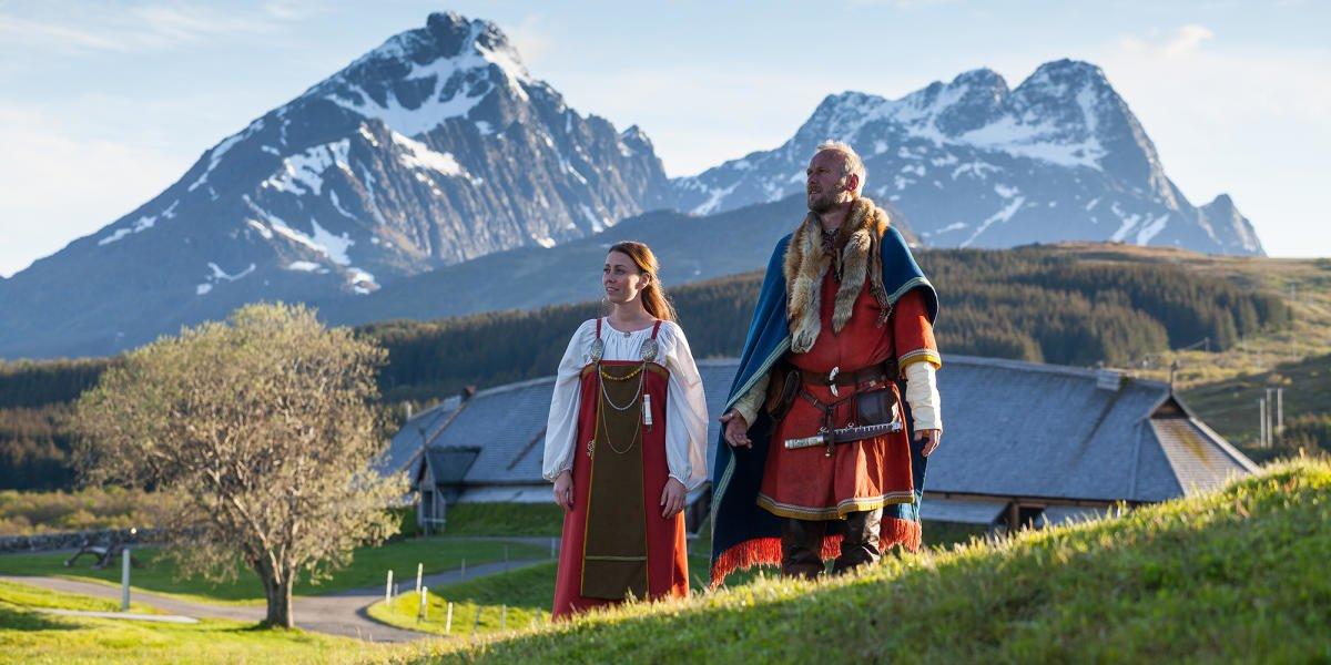 Vikinger i Norge