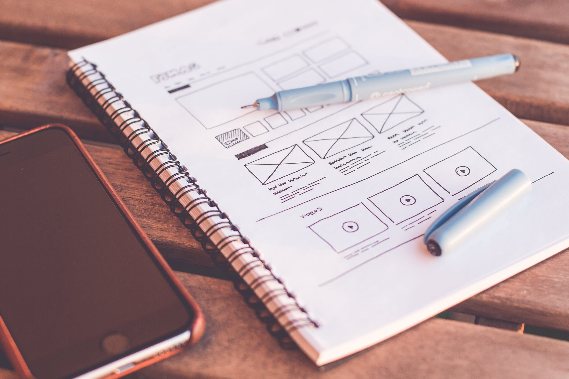 3 deler webdesign